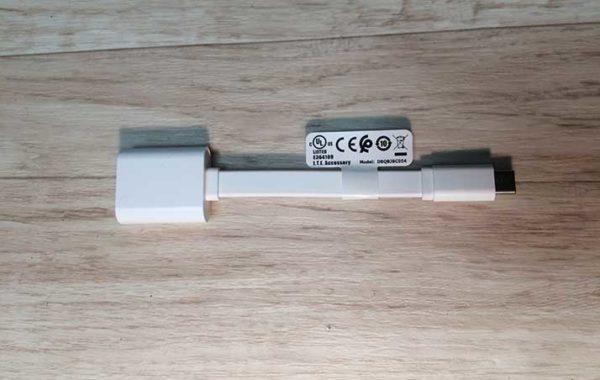 Adaptateur USB C vers USB B
