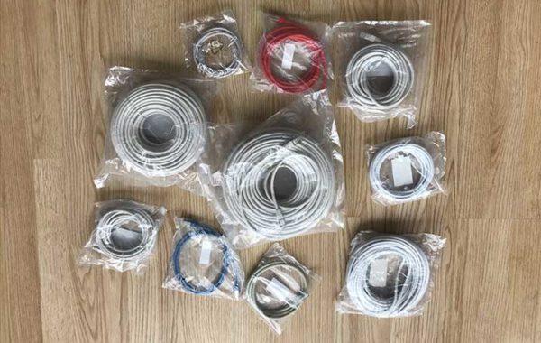 Cable réseau RJ45