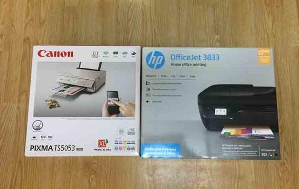 Imprimante Canon et HP
